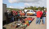 SOS Teilmarkt Sachsenring - Oldtimer - Stammtisch